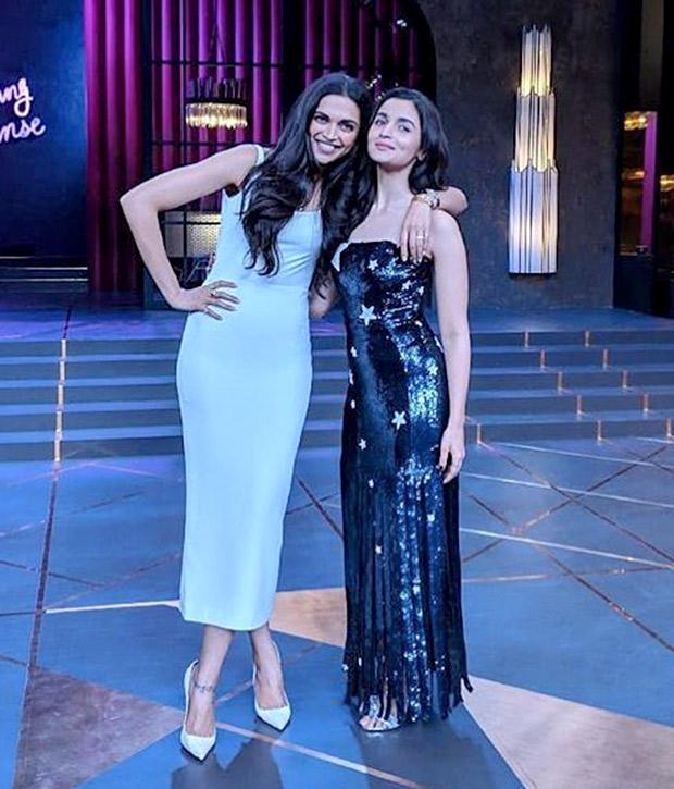 Deepika Padukone in Gauri & Nainika for KWK 6 (5)