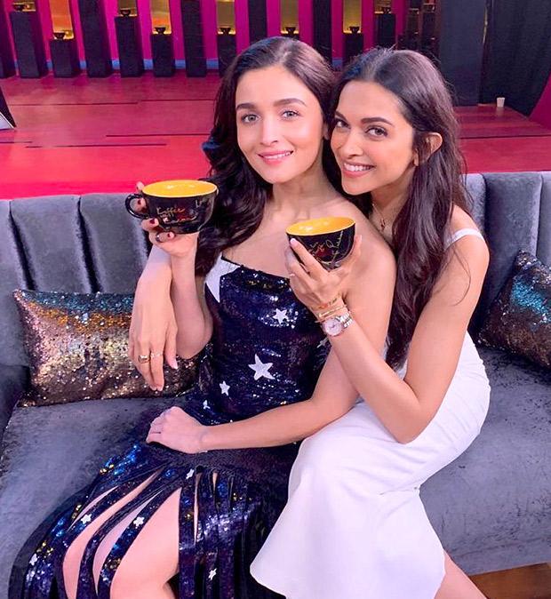 Deepika Padukone in Gauri & Nainika for KWK 6 (7)
