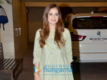 Dia Mirza, Soha Ali Khan and others grace Sophie Choudry's house party in Bandra