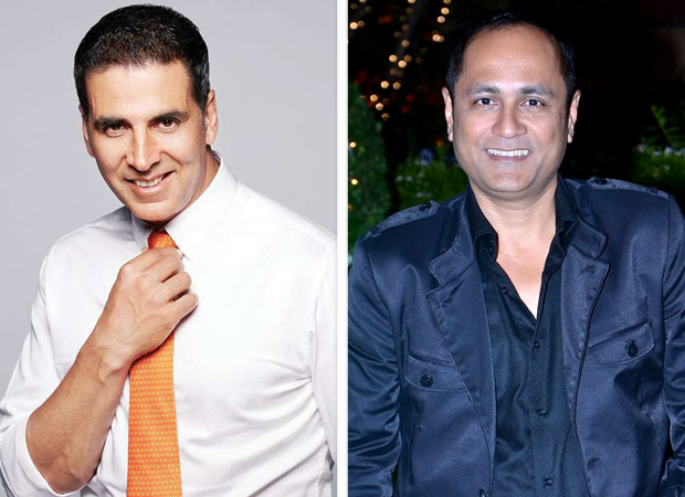 Did you know? Title of Namaste England is given by Akshay Kumar, CONFESSES Vipul Shah