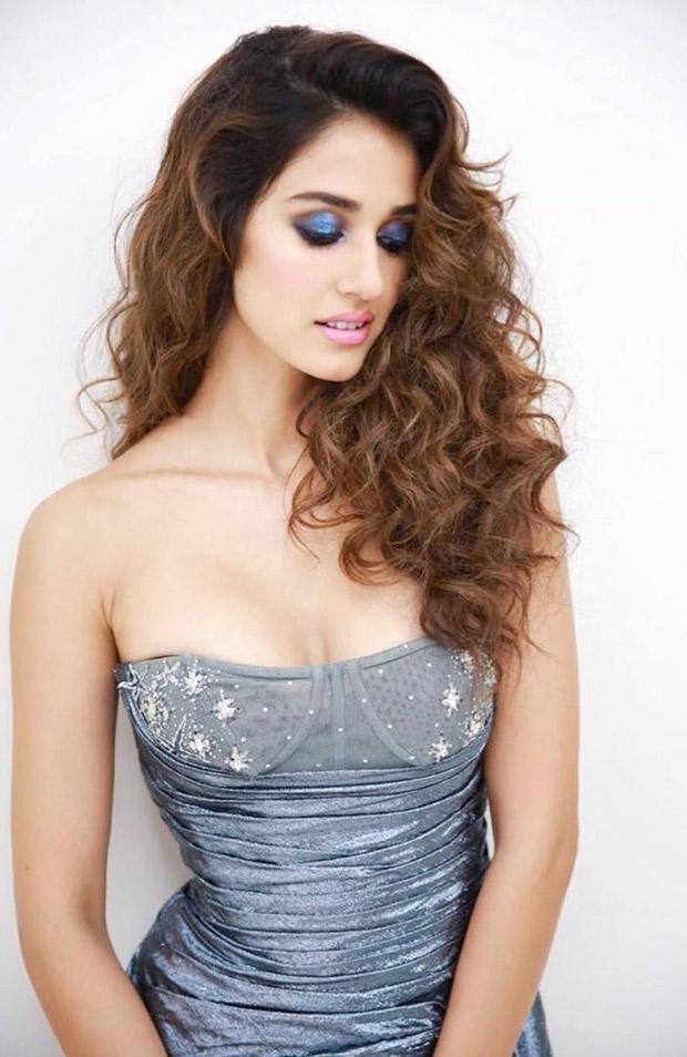 Disha Patani in Hamda Al Fahim for Elle Beauty Awards 2018 (4)