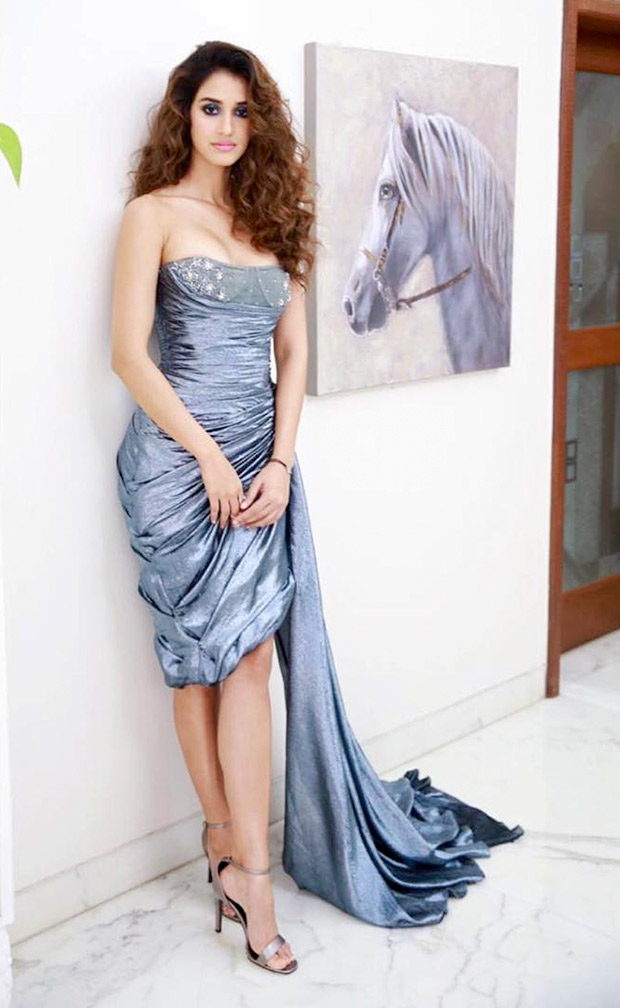 Disha Patani in Hamda Al Fahim for Elle Beauty Awards 2018 (5)