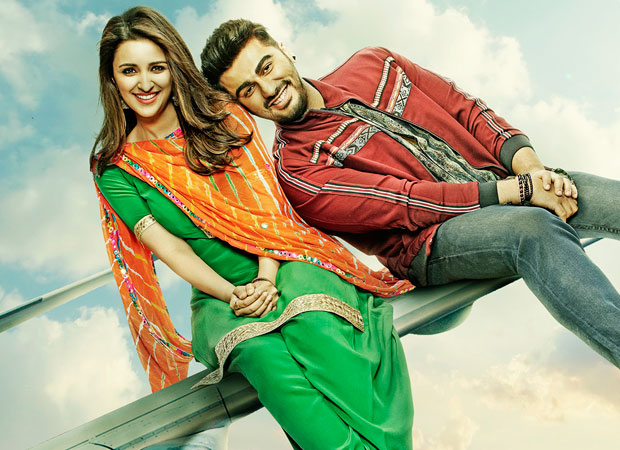 EXCLUSIVE Theatrical Trailer 2 of Arjun Kapoor - Parineeti Chopra's Namaste England out on 8th October!