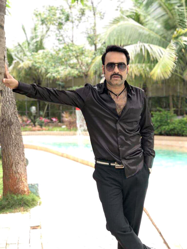 First Look Pankaj Tripathi dons the quintessential 90's hero look in the Shakeela biopic!