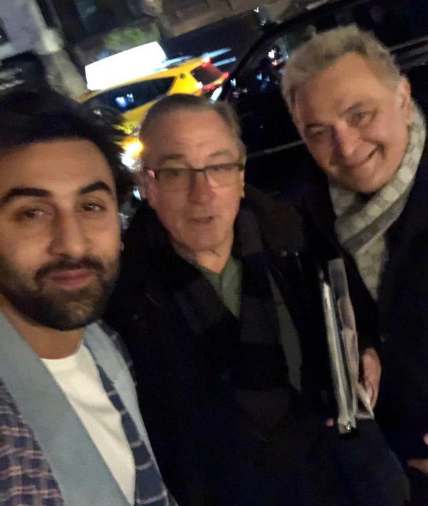 Here's why Ranbir Kapoor, Rishi Kapoor and Robert De Niro are breaking the INTERNET!