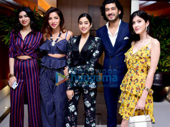 Janhvi Kapoor, Khushi Kapoor, Anil Kapoor and others grace the launch of the Stefano Ricci official website