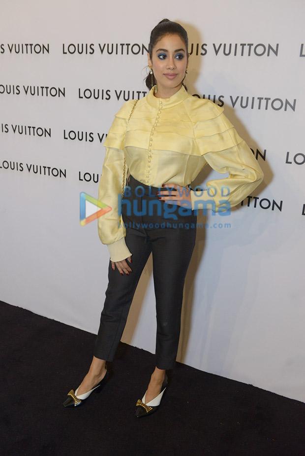 Janhvi Kapoor in LV at LV store launch in Delhi (6)