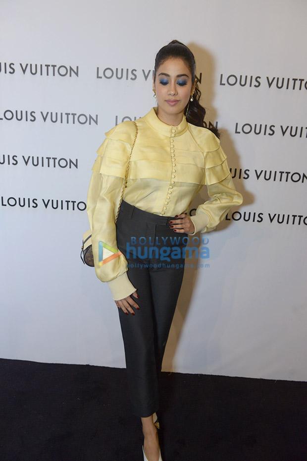 Janhvi Kapoor in LV at LV store launch in Delhi (7)