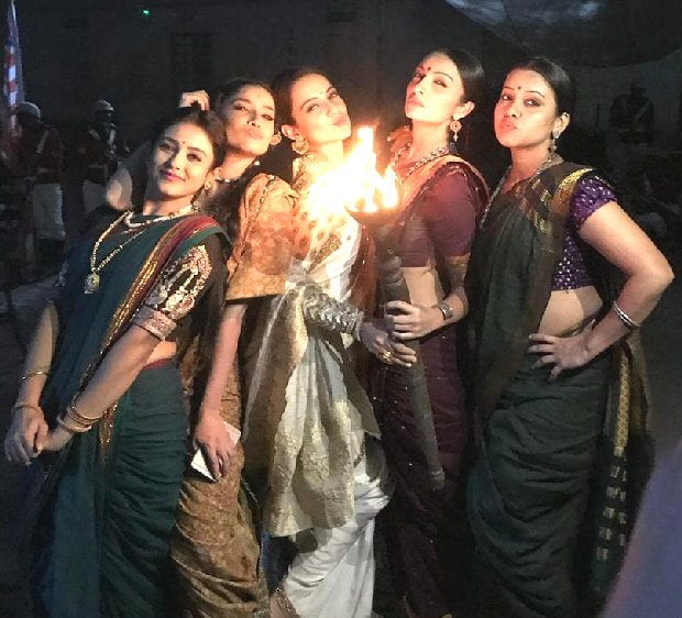 Manikarnika – The Queen of Jhansi Women in power, Kangana Ranaut, Ankita Lokhande and others pout with happiness over teaser response