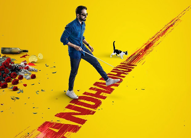 OMG, did you know Ayushmann Khurrana used a special pair of lenses to turn blind for Andhadhun