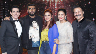 Parineeti Chopra promotes Namaste England on the sets of India's Best Dramebaaz