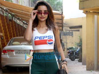 Patralekha snapped in Khar