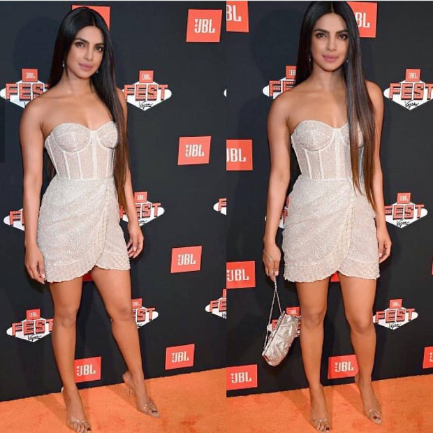 Priyanka Chopra at the JBL Fest in Las Vegas (4)