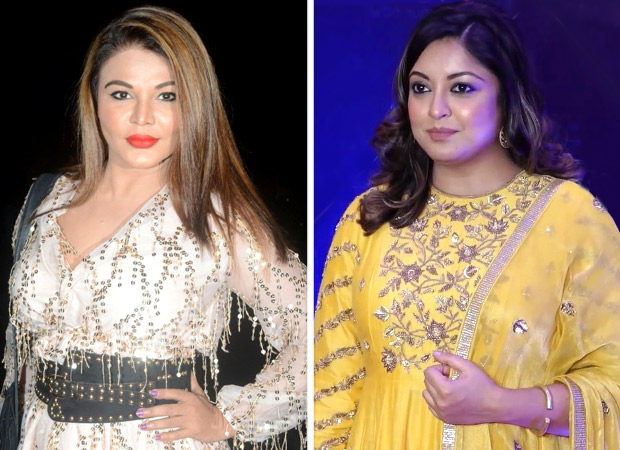 Rakhi Sawant files a defamation suit against Tanushree Dutta for 25 PAISE for allegedly abusing and raping her (Watch video)