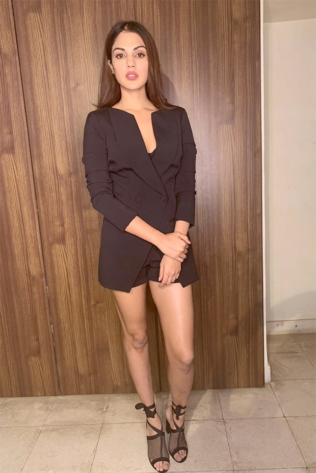 Rhea Chakraborty in SiS Label for an event in the city (4)