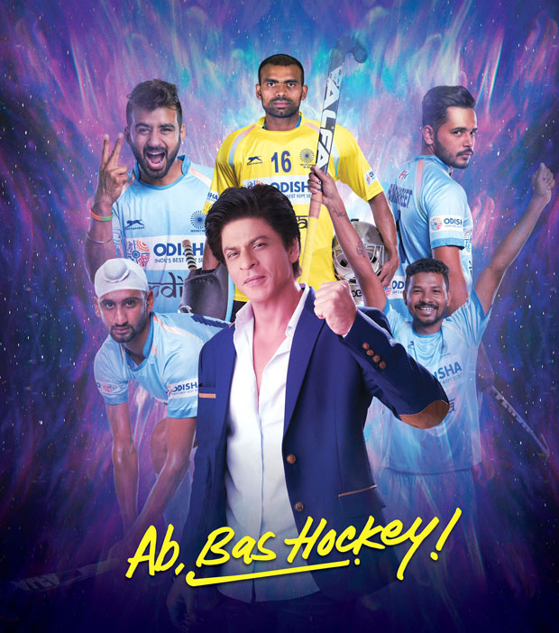 Shah Rukh Khan returns to hockey after Chak De India and it is not for a film