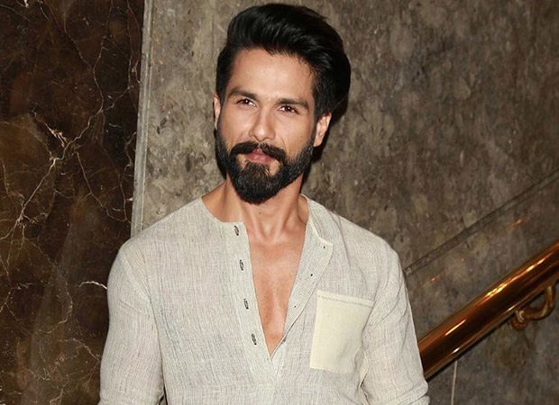 Shahid Kapoor to kick off Arjun Reddy on October 21