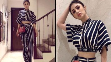 Slay or Nay - Mouni Roy in Narendra Kumar Ahmed for a casual night out with friends (Featured)