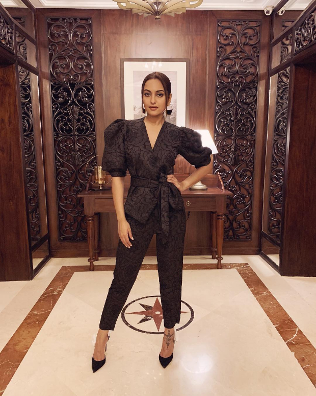 Sonakshi Sinha in Romy Collection (2)