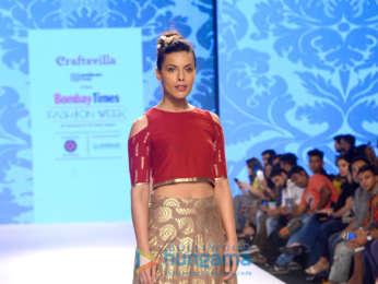 Sushmita Sen, Disha Patani and others walk the ramp on Day 4 at Bombay Times Fashion Week 2018