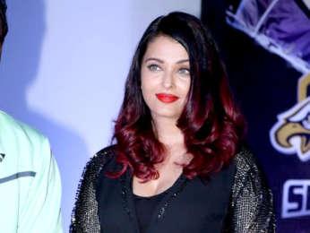 Aishwarya Rai Bachchan snapped at Tennis Premier League launch in Andheri
