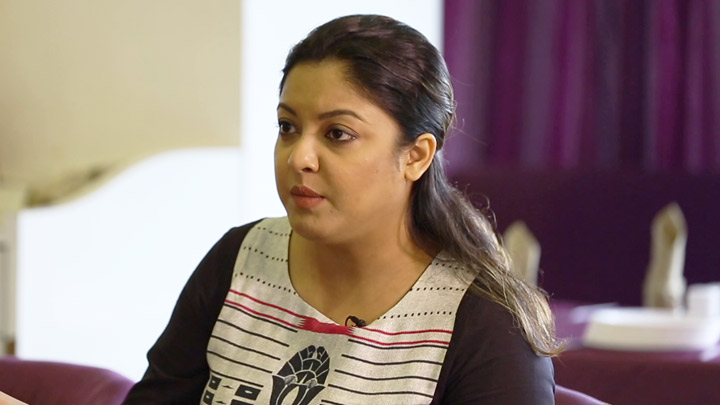 Till the time some action is taken, I will NOT... Tanushree Dutta
