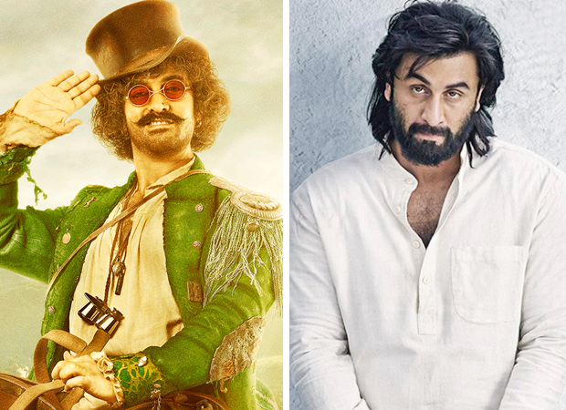 Yash Raj Films issues a diktat to exhibitors - MINIMUM 10% HIKE in ticket rates of Thugs Of Hindostan over Sanju