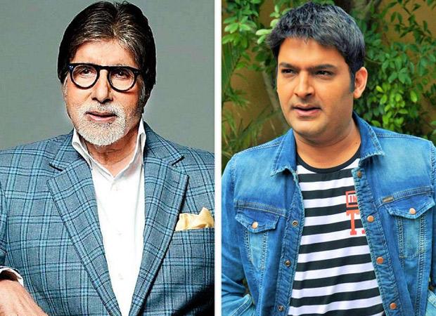 Amitabh Bachchan to attend Kapil Sharma's wedding