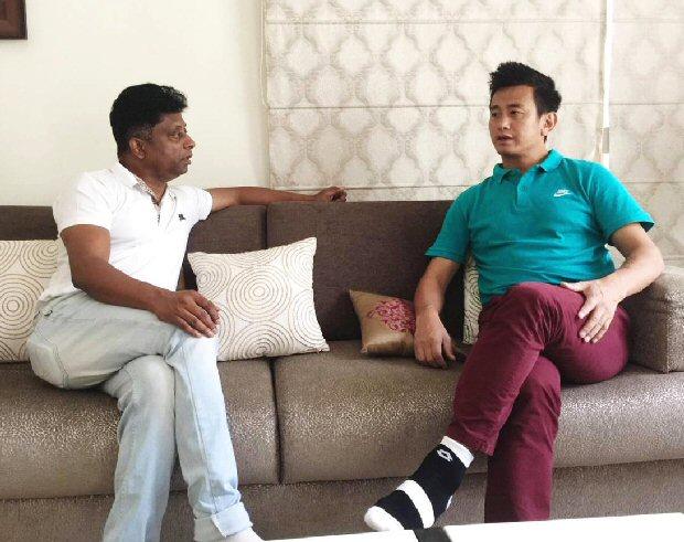 Anand Kumar to make a biopic on footballer Bhaichung