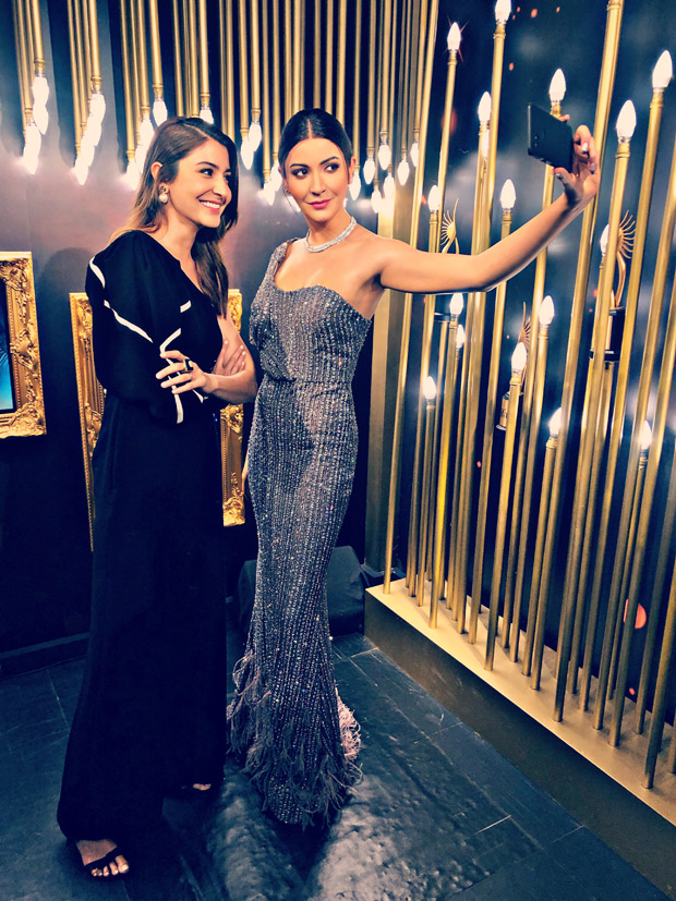 Anushka Sharma unveils her first ever interactive wax figure at Madame Tussauds in Singapore!