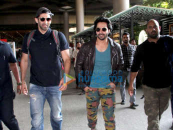 Ayushmann Khurrana, Raveena Tandon and others snapped at the airport