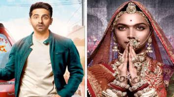 Badhaai Ho beats Padmaavat; becomes the highest 5th week grosser of 2018