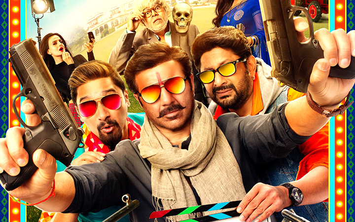Movie Review: Bhaiaji Superhittt