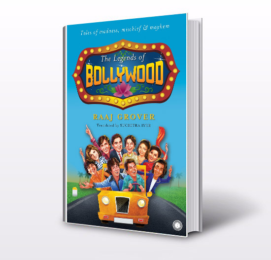 Book Review The Legends of Bollywood