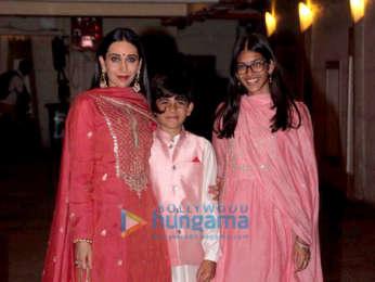 Celebs grace Saif Ali Khan's Diwali party