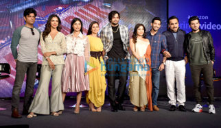 Celebs grace the trailer launch of the web series Mirzapur