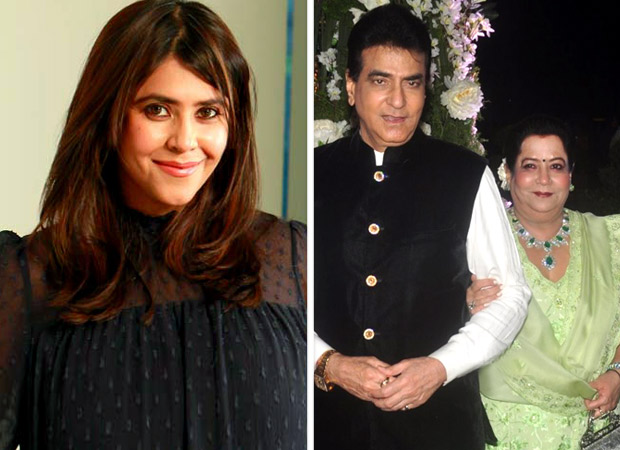 Ekta Kapoor has the QUIRKIEST post for the Halloween wedding anniversary of Jeetendra and Shobha Kapoor