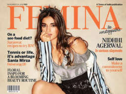 Nidhhi Agerwal On The Cover Of Femina