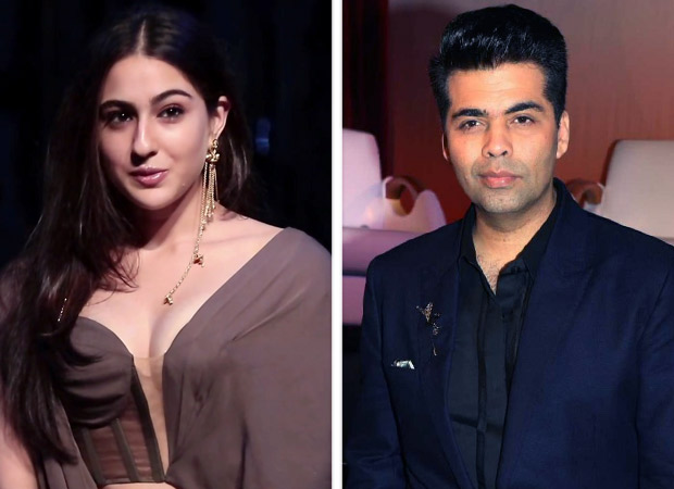 Koffee With Karan 6 Sara Ali Khan REVEALS that she wanted to become an actor at the age of 4