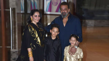 MUST WATCH Diwali Celebration by Sanjay Dutt & Family