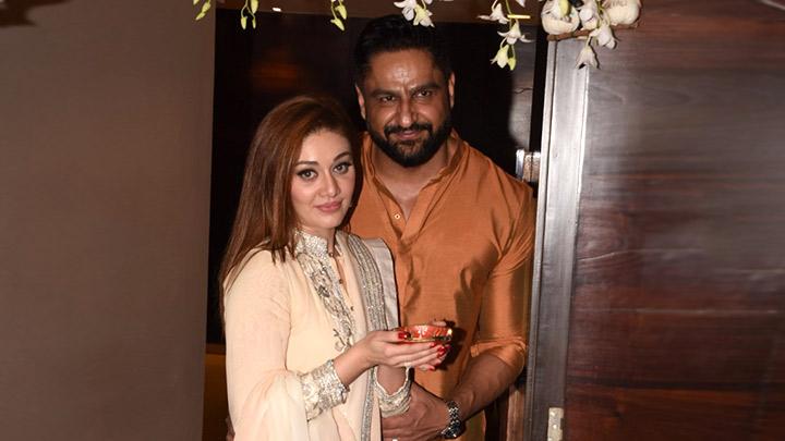 MUST WATCH Kaanta Laga Song actress Shefali Jariwala's Diwali Celebrations at Home