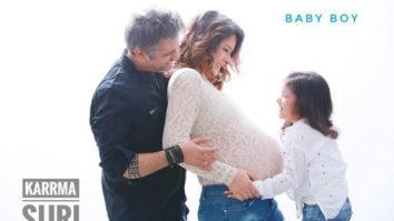 Mohit Suri and Udita Goswami become parents to a baby BOY, name him KARRMA SURI