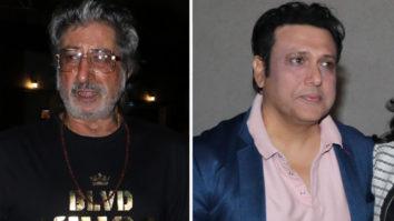 Press Conference on the Censor Board's CUT for Govinda's film Rangeela