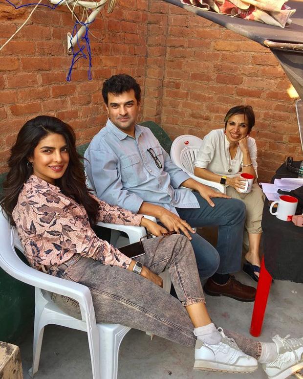 Priyanka Chopra shuttles between Delhi and Paris and this is the reason!