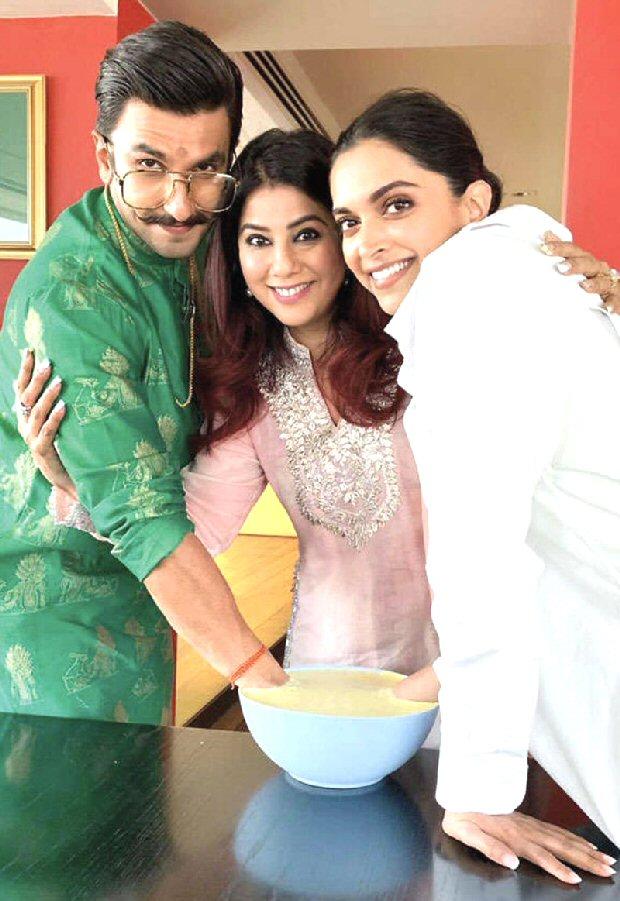Ranveer Singh Deepika Padukone Wedding Farah Khans Wedding Gift