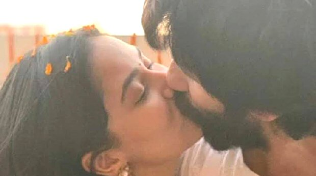 Shahid Kapoor and Mira Rajput get mushy and cozy as they celebrate Diwali with Misha and Zain