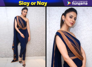 Slay or Nay - Rakul Preet Singh in Shantanu and Nikhil for Exhibit Awards 2018 (Featured)
