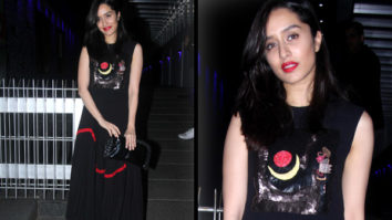 Slay or Nay - Shraddha Kapoor in Reem Acra for a birthday bash (Featured)