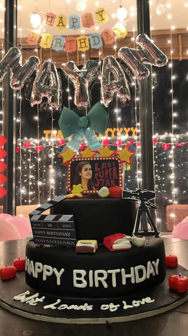 When Nayanthara got the most AMAZING and ROMANTIC birthday surprise from boyfriend Vignesh Sivan