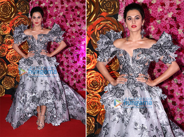 Worst Dressed at Lux Golden Rose Awards 2018 - Taapsee Pannu